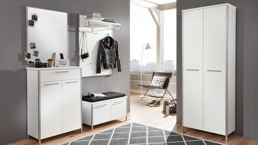 BBM Parchim, Möbel A-Z, Schränke + Wohnwände, Flurschränke ...